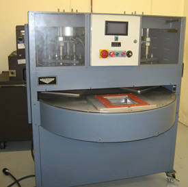 Fully Automatic Blister Sealing